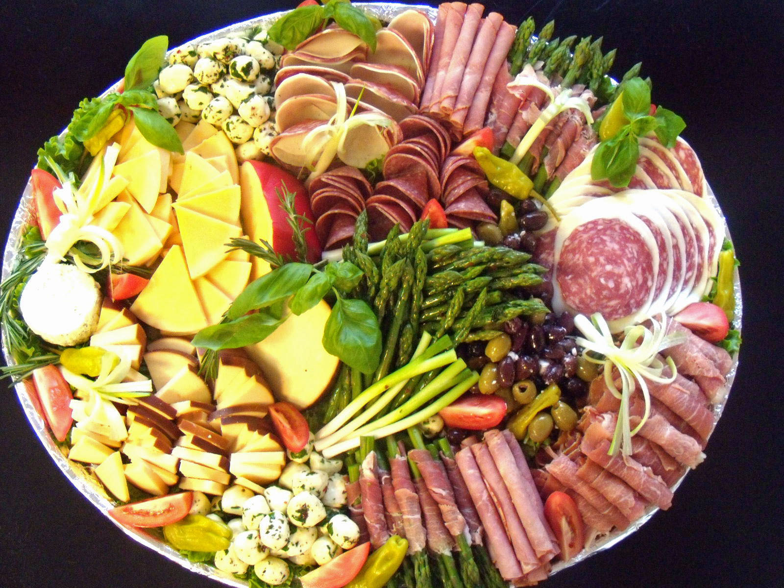 Antipasto-Tray