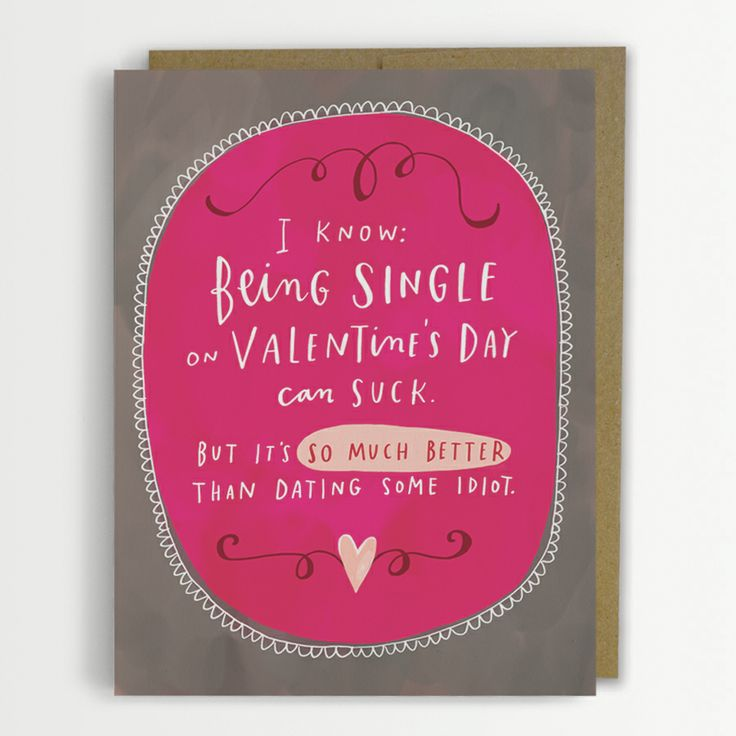 5 Anti Valentines Day Gifts – Anti Valentine Day Cards