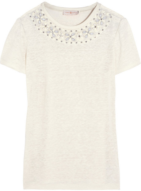 Tory Burch Jersey T-Shirt