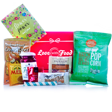 April Love With Food Box
