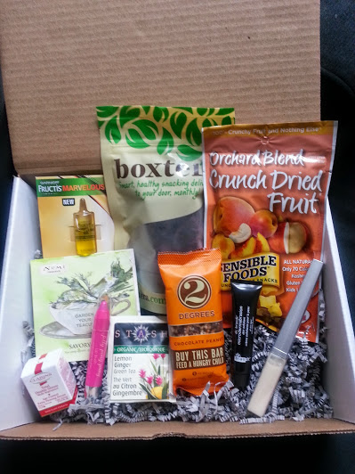 Subscription Box Sampler Giveaway