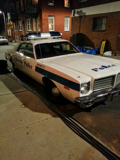 whitey movie cop car