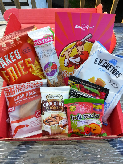 June Love With Food Box 2014