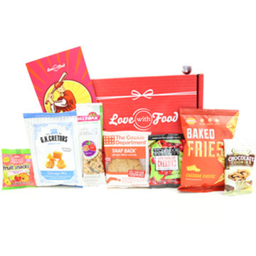Love With Food Box June