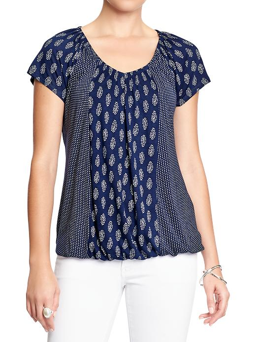 Navy Blue Top from Old Navy