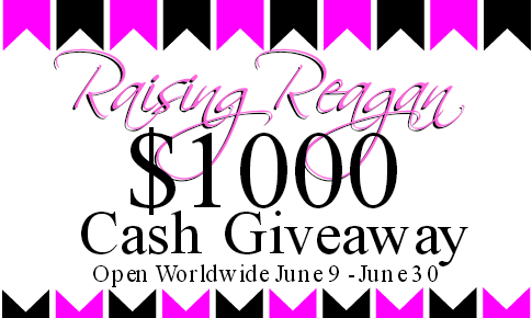 Raising-Reagan-TWO-YEAR-Blogiversary-1000-Cash-Giveaway
