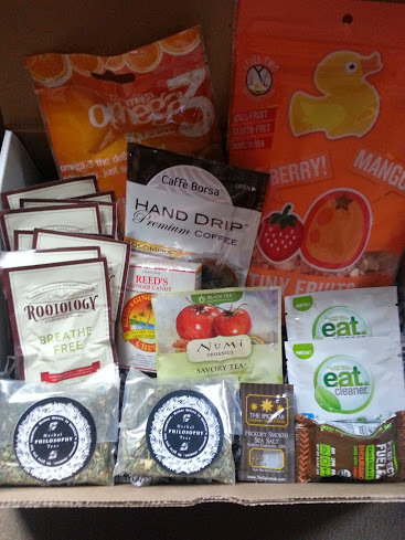 Food Subscription Box Giveaway