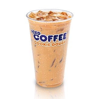 cookie dough iced coffee