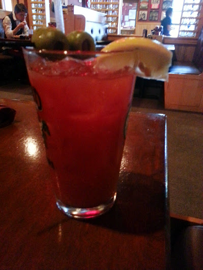 Bloody Mary in Salem