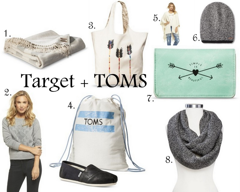 Target and Toms Collection