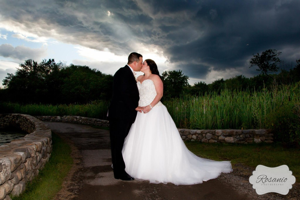 Stormy Wedding Day