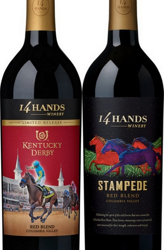 14 Hands Derby Wines