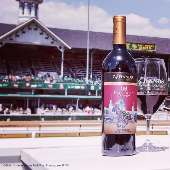 Kentucky Derby Wine