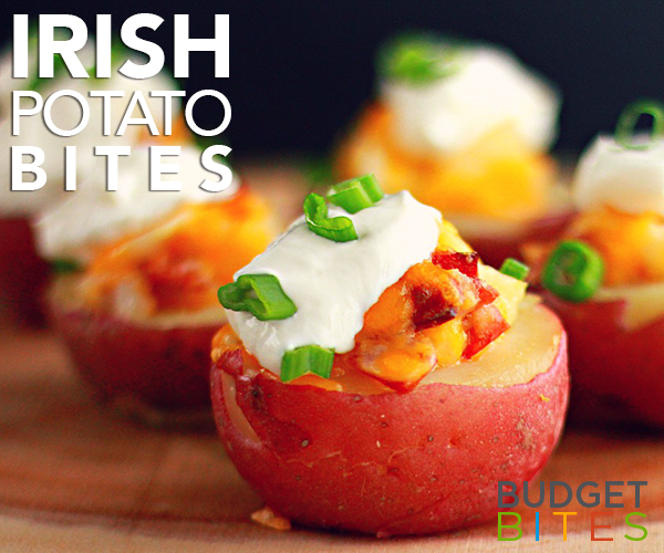 Irish Potato Bites Recipes