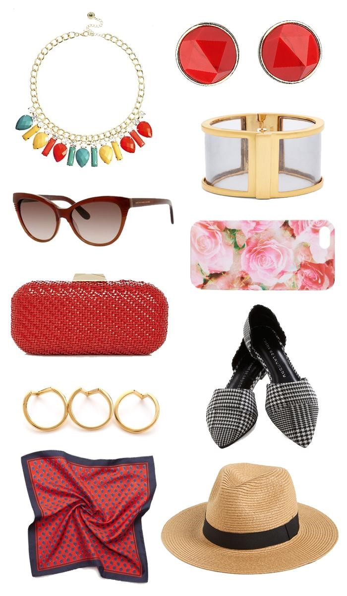 Accessories in Spring of 7details